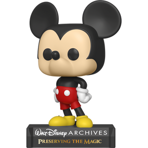 Mickey Mouse: Funko POP! x Disney Archives Vinyl Figure [#801 / 49893]