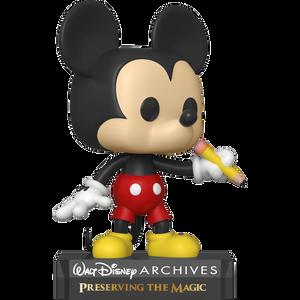 Classic Mickey: Funko POP! x Disney Archives Vinyl Figure [#798 / 49890]