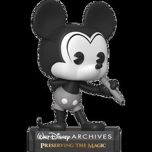 Plane Crazy Mickey: Funko POP! x Disney Archives Vinyl Figure [#797 / 49889]