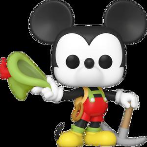 Matterhorn Bobsleds Mickey: Funko POP! x Disneyland Resort 65th Anniversary Vinyl Figure [#812 / 50374]