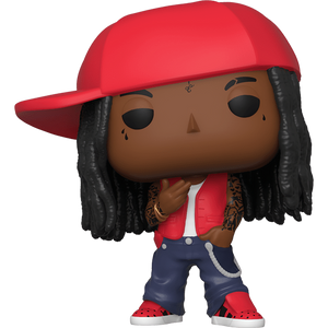 Lil Wayne: Funko POP! Rocks Vinyl Figure [#086 / 47721]