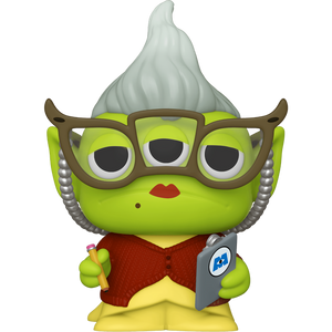 Roz: Funko POP! Disney Pixar Alien Remix Vinyl Figure [#763 / 49606]