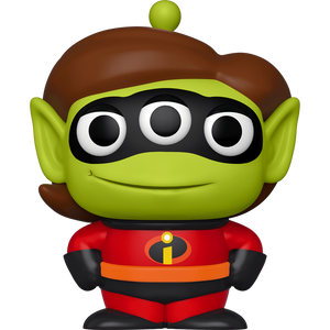 Mrs. Incredible: Funko POP! Disney Pixar Alien Remix Vinyl Figure [#762 / 49602]