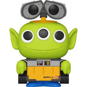Wall-E: Funko POP! Disney Pixar Alien Remix Vinyl Figure [#760 / 48363]
