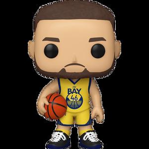 Steph Curry [Warriors]: Funko POP! Basketball x NBA Vinyl Figure [#095 / 51015]
