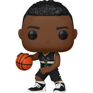 Giannis Antetokounmpo [Bucks]: Funko POP! Basketball x NBA Vinyl Figure [#093 / 51013]