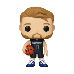 Luka Doncic [Mavericks]: Funko POP! Basketball x NBA Vinyl Figure [#092 / 51012]