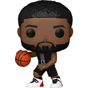 Paul George [Clippers]: Funko POP! Basketball x NBA Vinyl Figure [#091 / 51011]