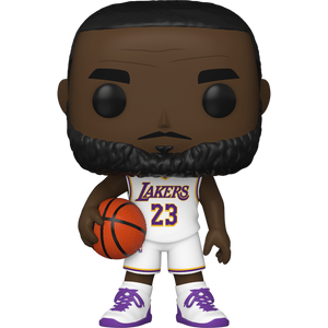 LeBron James [Lakers]: Funko POP! Basketball x NBA Vinyl Figure [#090 / 51010]