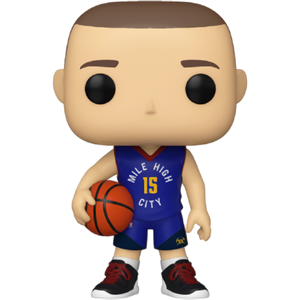 Nikola Jokić [Nuggets]: Funko POP! Basketball x NBA Vinyl Figure [#088 / 50821]