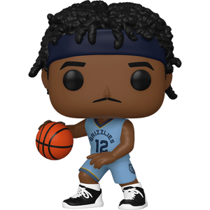 Ja Morant [Grizzlies]: Funko POP! Basketball x NBA Vinyl Figure [#087 / 50820]