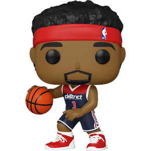 Bradley Beal [Wizards]: Funko POP! Basketball x NBA Vinyl Figure [#085 / 50818]