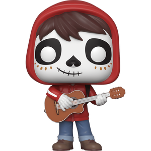 Miguel with Guitar (2020 Wondrous Con Exclusive): Funko POP! Disney x Coco Vinyl Figure [#741 / 46318]