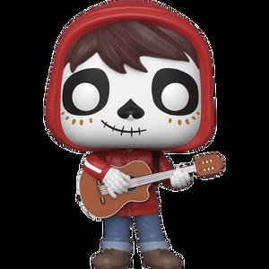 Miguel with Guitar (2020 Wondrous Con Exclusive): Funko POP! Disney x Coco Vinyl Figure [#741 / 46318]