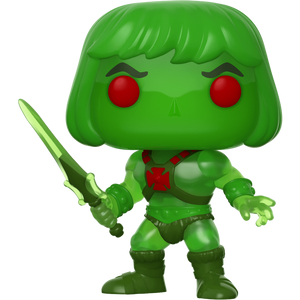 He-Man [Slime Pit] (2020 Spring Con): Funko POP! TV x Masters of the Universe Vinyl Figure [#952 / 45989]