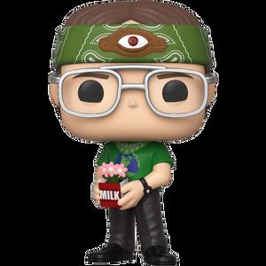 Dwight Schrute as Recyclops (Emerald City Comicon Exclusive): Funko POP! TV x The Office Vinyl Figure [#938 / 45916]
