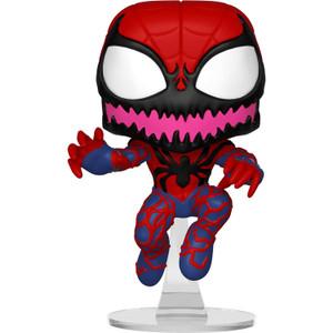 Spider-Carnage (AAA Anime Exclusive): Funko POP! Marvel x Spider-Man Vinyl Figure [#486 / 39189]