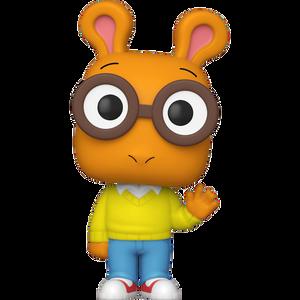 Arthur: Funko POP! Animation x Arthur Vinyl Figure [#804 / 47735]