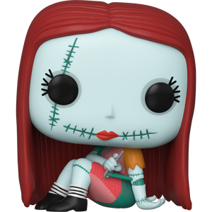 Sally Sewing: Funko POP! x The Nightmare Before Christmas Vinyl Figure [#806 / 48180]