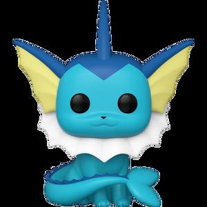 Vaporeon: Funko POP! Games x Pokémon Vinyl Figure [#627 / 50545]