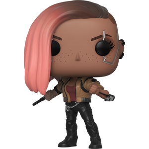 V-Female: Funko POP! Games x Cyberpunk 2077 Vinyl Figure [#591 / 47510]