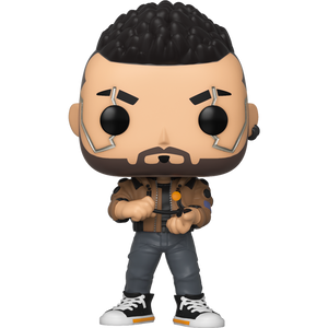 V-Male: Funko POP! Games x Cyberpunk 2077 Vinyl Figure [#588 / 47159]