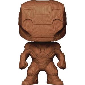 Iron Man (EE Exclusive): Funko POP! Marvel Vinyl Figure [#674 / 36579]
