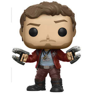 Star-Lord: Funko POP! Marvel x Guardians of the Galaxy 2 Vinyl Figure