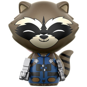 Rocket Raccoon: Funko Dorbz x Guardians of the Galaxy 2 Vinyl Figure