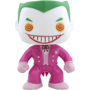 The Joker (2020 Fall Con Exclusive): Funko POP! Heroes x DC Universe Vinyl Figure [#362 / 50671]