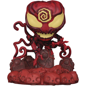 Absolute Carnage (PX Exclusive): Funko Deluxe POP! x Marvel Universe Vinyl Figure [#673 / 49683]