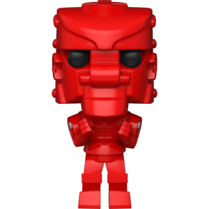 Red Rocker: Funko POP! Retro Toys Vinyl Figure [#015 / 51321]