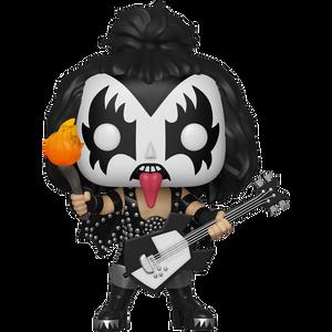 The Demon: Funko POP! Rocks x Kiss Vinyl Figure [#121 / 28505]