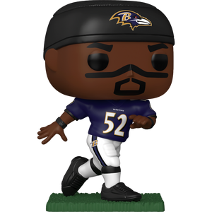 Ray Lewis [Ravens]: Funko POP! Football x NFL Vinyl Figure [#152 / 51744]