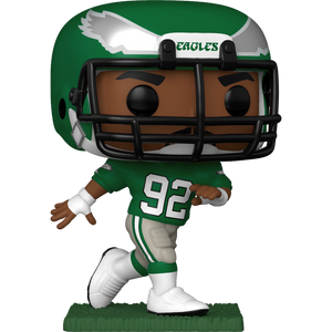 Reggie White [Eagles]: Funko POP! Football x NFL Vinyl Figure [#150 / 51742]