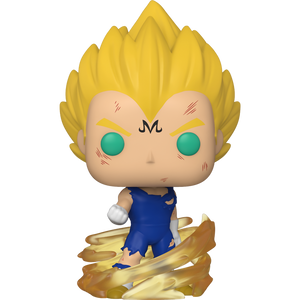 Majin Vegeta: Funko POP! Animation x DragonBall Z Vinyl Figure [#862 / 48603]
