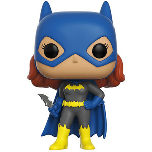Heroic Batgirl (Specialty Series): Funko POP! Heroes x Batman Vinyl Figure (Wave 7) [#148 / 11529]