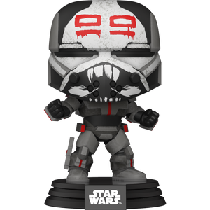 Wrecker: Funko POP! x Star Wars - The Clone Wars Vinyl Figure [#413 / 52027]