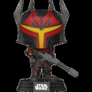 Gar Saxon: Funko POP! x Star Wars - The Clone Wars Vinyl Figure [#411 / 52024]