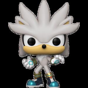 Silver: Funko POP! Games x Sonic the Hedgehog Vinyl Figure [#633 / 51965]