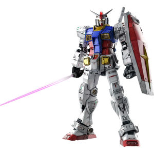 RX-78-2 Gundam: Perfect Grade Unleashed Mobile Suit Gundam 1/60 Model Kit (PGU #001)