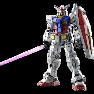 RX-78-2 Gundam: Perfect Grade Unleashed Mobile Suit Gundam 1/60 Model Kit (PGU #001)