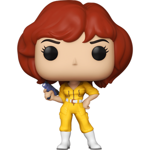 April O'Neil (Specialty Series): Funko POP! Retro Toys x Teenage Mutant Ninja Turtles Vinyl Figure [#034 / 52357]