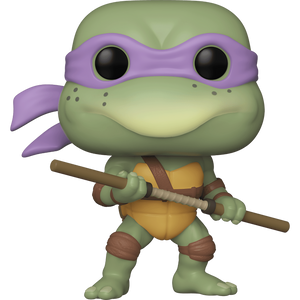 Donatello: Funko POP! Retro Toys x Teenage Mutant Ninja Turtles Vinyl Figure [#017 / 51434]