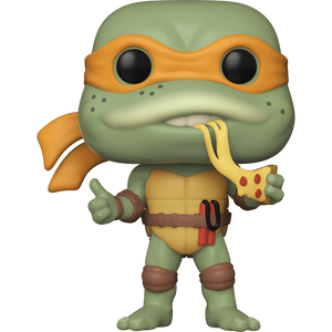 Michelangelo: Funko POP! Retro Toys x Teenage Mutant Ninja Turtles Vinyl Figure [#018 / 51433]