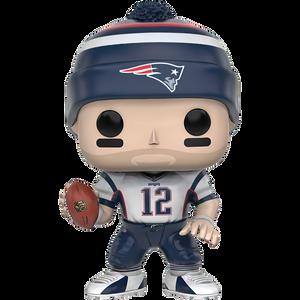 Tom Brady [Patriots]: Funko POP! Football x NFL Vinyl Figure [#059 / 10231]