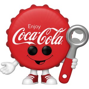 Coca-Cola Bottle Cap: Funko POP! Ad Icons x Coca-Cola Vinyl Figure [#079 / 53060]