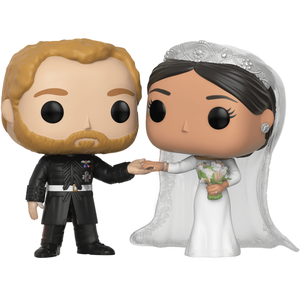 The Duke and Duchess of Sussex: Funko POP! Royals Vinyl Figure [35720]