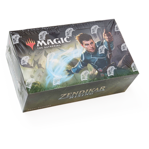 Zendikar Rising:  Magic The Gathering Draft Booster Box  [90590]
