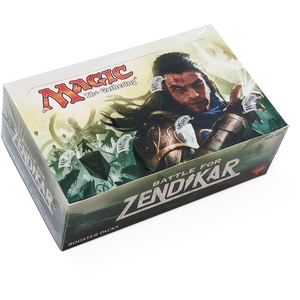 Battle for Zendikar:  Magic The Gathering Booster Box  [30436]
